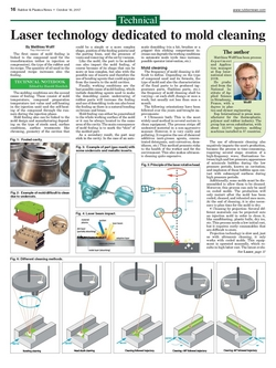 Article Rubber & Plastics News 10/2017 USA